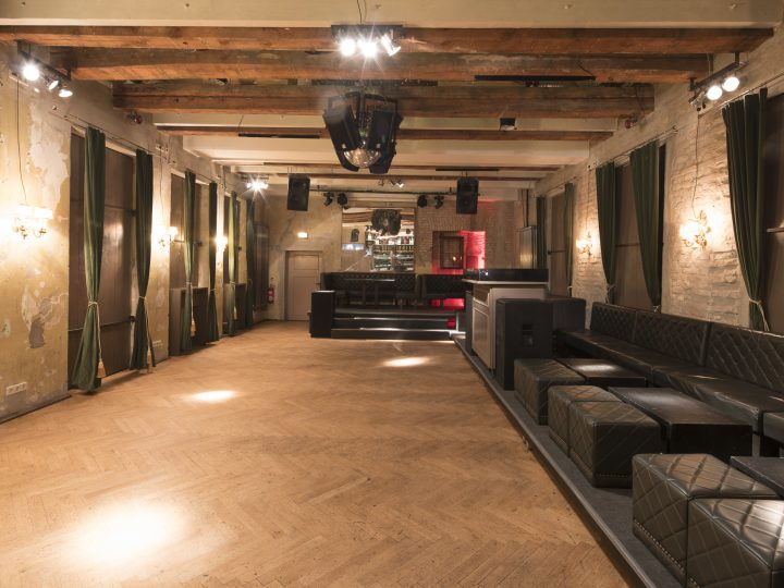 Ballroom - Club Set Up